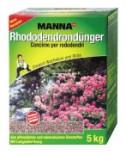 Manna Rhododendrondünger, Packung, 1 kg
